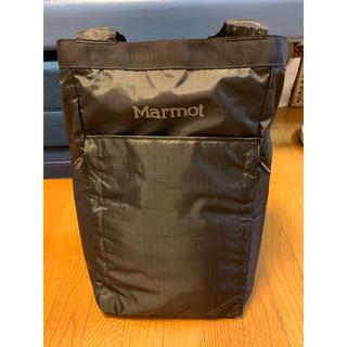 MARMOT - Marmotリュック 黒