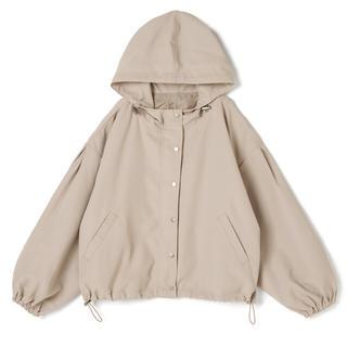 GRL - グレイル GRL ドロストフード付きジャケット