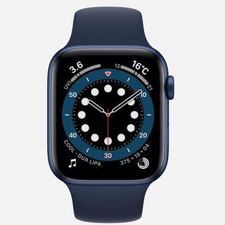 Apple - Apple watch series 6 blue  M00J3J/A新品未開封