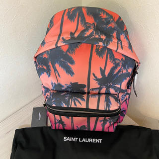 サンローラン(Saint Laurent)のsaint laurent 20SS サンローラン リュック パームツリー(バッグパック/リュック)
