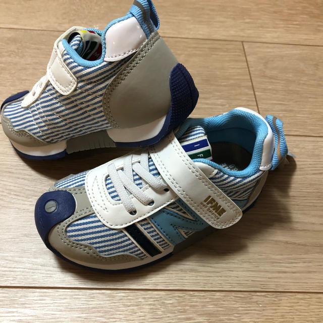 【新品】イフミー キッズシューズ 16.0cm キッズ/ベビー/マタニティのキッズ靴/シューズ(15cm~)(スニーカー)の商品写真