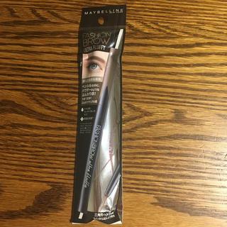 メイベリン(MAYBELLINE)の新品未開封 メイベリン ファッションブロウ パウダーインペンシル BR-2(アイブロウペンシル)