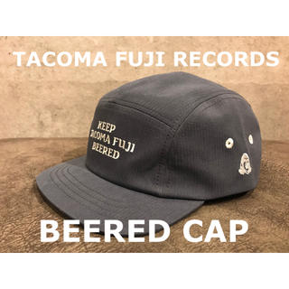 MOUNTAIN RESEARCH - TACOMA FUJI RECORDS タコマフジレコード BEERED CAP