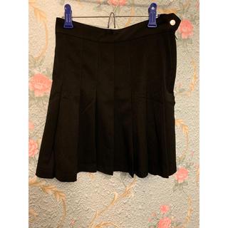 エイチアンドエム(H&M)のプリーツスカート新品未使用値札付き(ミニスカート)