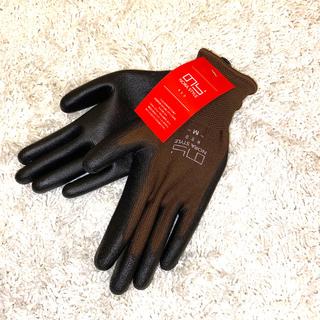 ガーデニング 手袋 M  ブラウン(その他)