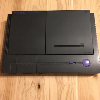 エヌイーシー(NEC)のPCエンジンDUO アーケードカードDUO付(家庭用ゲーム機本体)