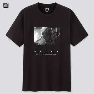 UNIQLO - 新品 ユニクロ UT Tシャツ エイリアン 黒 S