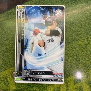 コナミ(KONAMI)のベースボールコレクションマーティン(シングルカード)