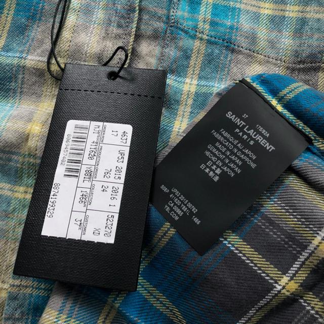 Saint Laurent(サンローラン)の❗️Randall様専用❗️ メンズのトップス(シャツ)の商品写真