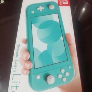 Nintendo Switch  Lite ターコイズ スイッチ ライト 本体