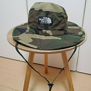 THE NORTH FACE - 【THE NORTH FACE】HORIZON HAT カモフラ