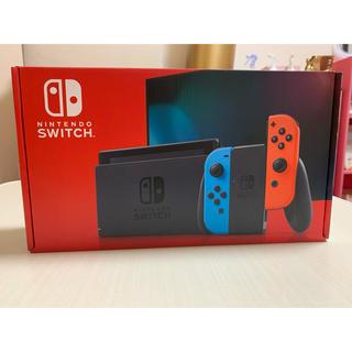 Nintendo Switch - 新品 Switch 任天堂 スイッチ 本体 ネオン  ニンテンドウ
