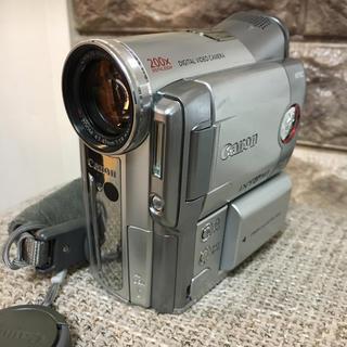 キヤノン(Canon)のCanon  IXY-DV-M3  miniDV  ビデオカメラ(ビデオカメラ)