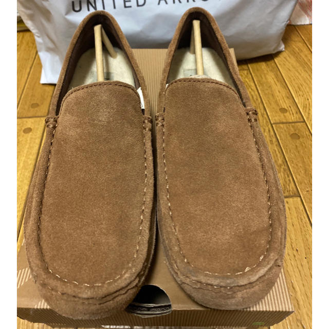 UGG(アグ)のUGG スリッポン モカシン メンズの靴/シューズ(スリッポン/モカシン)の商品写真