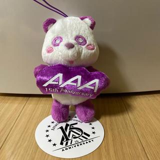 AAA - AAA え〜パンダ 15th マスコット