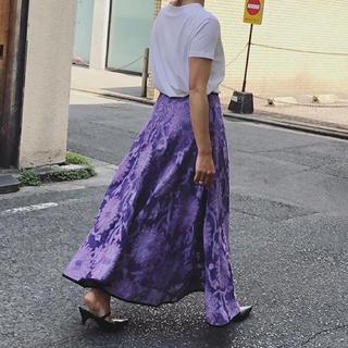 GREED - 美品♡グリード大人気ジャガードスカートS