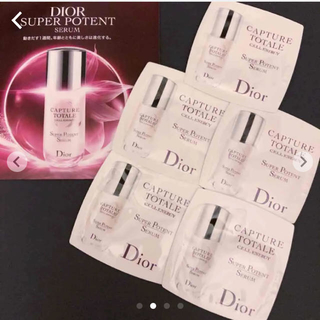 Christian Dior - ディオール カプチュール トータル セル ENGY スーパーセラム