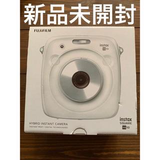 富士フイルム - 【新品】チェキ instax square sq10 富士フィルム