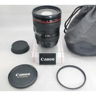 Canon - 極上美品 EF24-105mm F4L IS USM おまけ付き