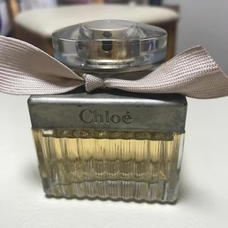 クロエ(Chloe)のクロエ オードパルファム 50ml 香水 スプレー リボン Chloe (香水(女性用))
