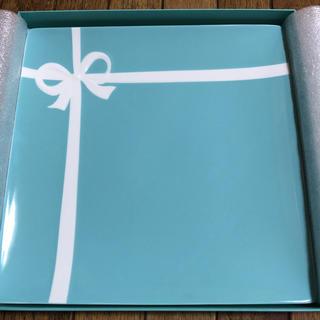 ティファニー(Tiffany & Co.)のティファニー ブルーボックスプレート(食器)