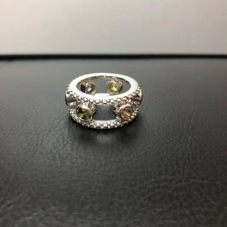 【新品未使用/ハワイで購入】カラフルストーンリング(リング(指輪))