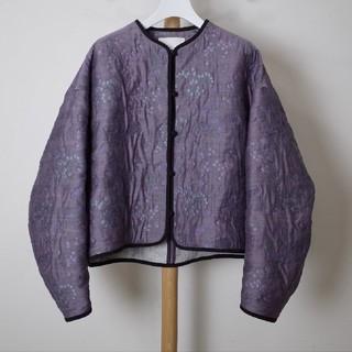mame - mame☆Floral Jacquard Jacket☆