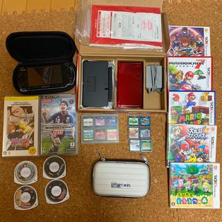 3DS本体とPSP本体セット