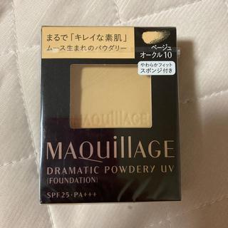 MAQuillAGE - マキアージュ ファンデーション ベージュオークル10