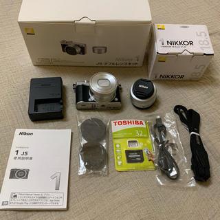 Nikon - 美品◎ Nikon 1 J5 ダブルレンズキット