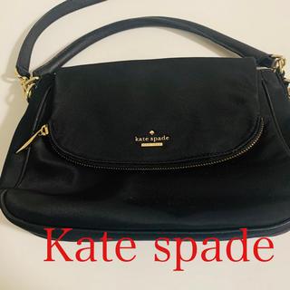 ケイトスペードニューヨーク(kate spade new york)の【美品】katespade ショルダーバック(ショルダーバッグ)