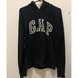 ギャップ(GAP)のららら✩様専用です!GAP パーカーフード付きトレーナー 紺色 ギャップ (トレーナー/スウェット)