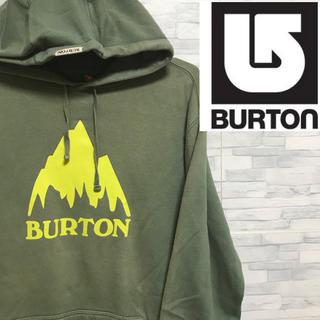 バートン(BURTON)のBURTON バートン パーカー プルオーバー デカロゴ(パーカー)