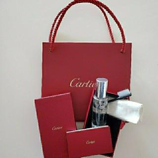 カルティエ(Cartier)の新品未使用 Cartier カルティエ アクセサリー クリーナー キット非売品(その他)