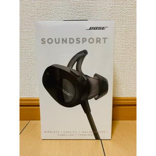 BOSE - BOSE Soundsport wireless 新品未使用