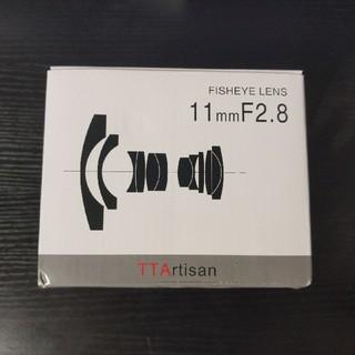 Canon - TTAartisan 11mm F2.8 FISHEYE Canon RF