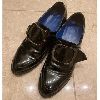ジーナシス(JEANASIS)のJEANASIS ローファー(ローファー/革靴)