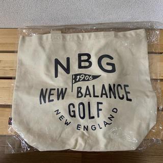 ニューバランス(New Balance)の値下げ❣️ニューバランス ゴルフ エコバッグ (バッグ)