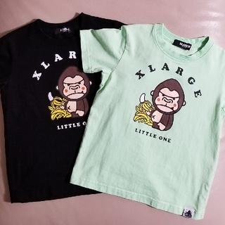 XLARGE - エクストララージキッズ 半袖Tシャツ110