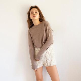 シールームリン(SeaRoomlynn)のコットン2faceロンT(Tシャツ/カットソー(七分/長袖))