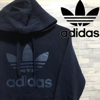 adidas - 【オススメ】adidas originals アディダス パーカー トレフォイル