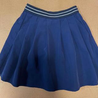 UNIQLO - ユニクロ キッズ スカート 115-125