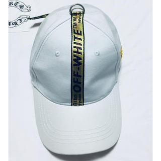 OFF-WHITE - オフホワイト キャンプ 帽子