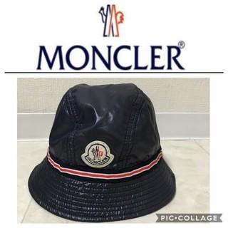 MONCLER - モンクレール☆キッズ ナイロン 帽子 ハット