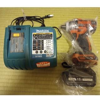 インパクトレンチ フルセット 18V(メンテナンス用品)