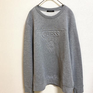 GUESS - guess スウェット 3D 定番ロゴ