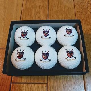 ポロラルフローレン(POLO RALPH LAUREN)のポロラルフローレン ゴルフボール(ウエア)