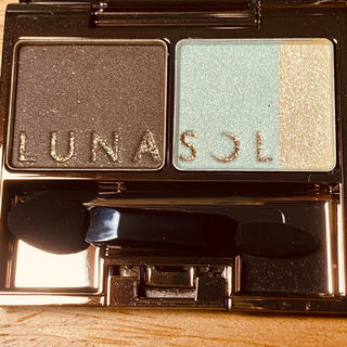 LUNASOL - ルナソル LUNASOL アイシャドウ スパークリングライトアイズ