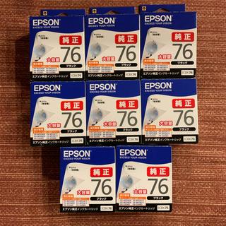 EPSON - エプソン 76 純正 インクカートリッジ