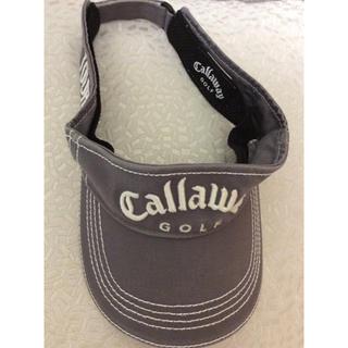 キャロウェイゴルフ(Callaway Golf)のキャロウェイゴルフ メンズ サンバイザー(サンバイザー)